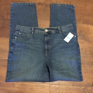 Style & Co  slim leg jeans